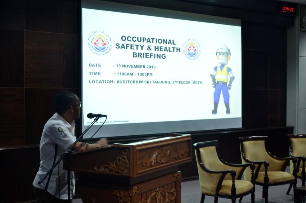 OSHA Briefing
