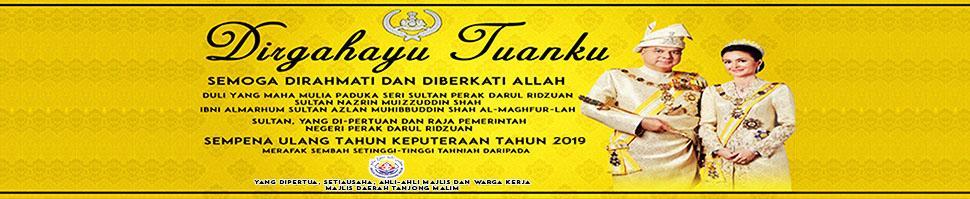 Hari Keputeraan Sultan Perak 2019