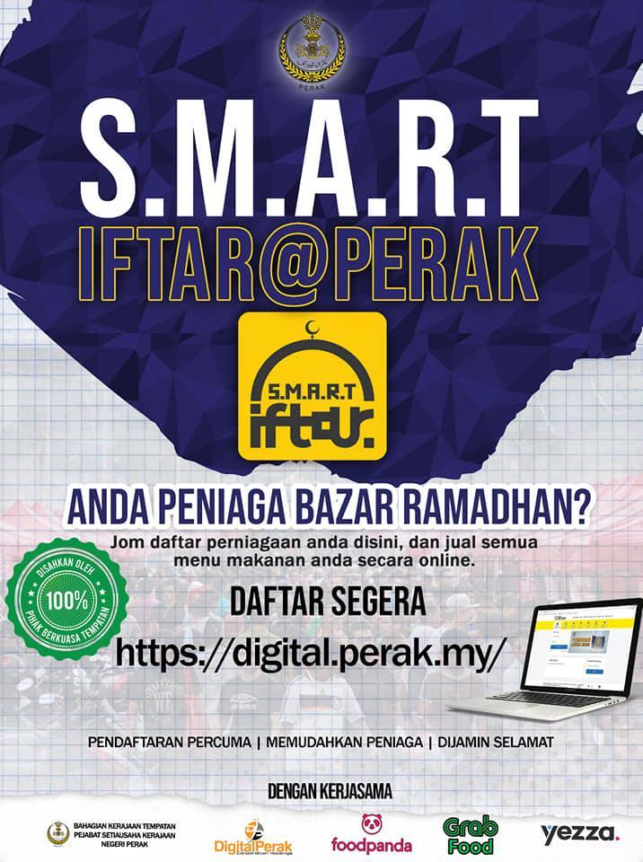 smart iftar perak